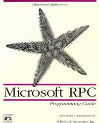 Microsoft Rfc Programming Guide by Shirley, John
