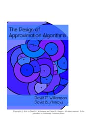 The Design of Approximation Algorithms by Williamson, David P.