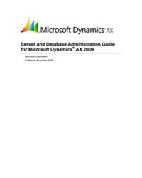 Server and Database Administration Guide... by Corporation, Microsoft
