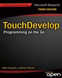 Touchdevelop: Programming on the Go by Tillmann, Nikolai