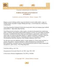 Viaggio Apostolico in Polonia Parole Di ... by Papal Encyclicals