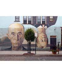 American Gothic Mural, Columbus, Ohio by Highsmith, Carol M.