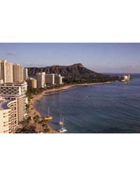 Skyline, Honolulu, Oahu, Hawaii by Highsmith, Carol M.