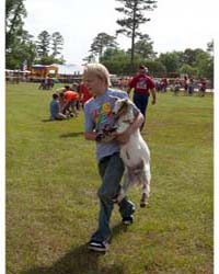 Family Day on the Grounds of the Alabama... by Highsmith, Carol M.