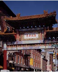 Chinatown Gate, Philadelphia, Pennsylvan... by Highsmith, Carol M.