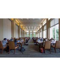 Brody Learning Commons on the Homewood C... by Highsmith, Carol M.
