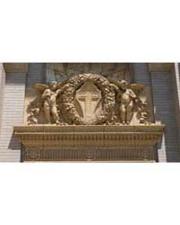 Architectural Detail of Building, San Fr... by Highsmith, Carol M.