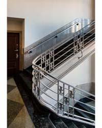 Interior Stairway. the Joel Solomon Fede... by Highsmith, Carol M.