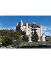 Falkenstein Castle, Built from Scratch a... by Highsmith, Carol M.