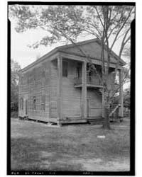 Historic American Buildings Survey W. N.... by