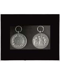 New York City - Medal of the School Natu... by Kirschner, Julius