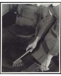 Dustpan and Brush, Sister Alice Smith by Kravitt, Samuel