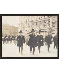 Theodore Roosevelt Walking in a Homecomi... by