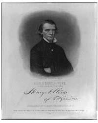 Henry Alexander Wise, Half-Length Portra... by Walter, Adam B.