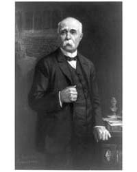 Georges Clemenceau, Three-Quarter Length... by
