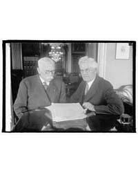 Sen. F.E. Warren & Cong. Martin B. Madde... by