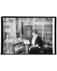 Mary Roberts Rinehart, 1/13/26 by
