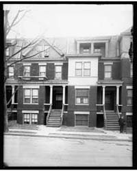 Times, Houses, 702-4 Quincey St., [washi... by