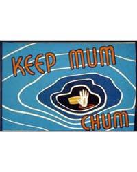 Keep Mum Chum by Finley, William B.