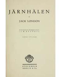 Järnhälen by London, Jack