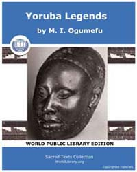 Yoruba Legends, Score Afr Yl by Ogumefu, M. I.