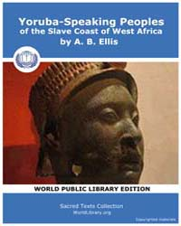 Yoruba-speaking Peoples of the Slave Coa... by Ellis, A. B.