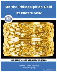 On the Philadelphian Gold, Score Alc Phi... by Kelly, Edward