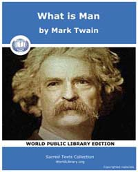 What is Man by Twain, Mark