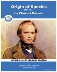 Origin of Species 6Th Ed., Score Aor Ori... by Darwin, Charles