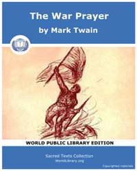 The War Prayer by Twain, Mark