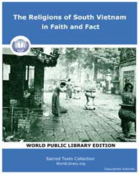 The Religions of South Vietnam in Faith ... by US Navy, Bureau of Naval Personnel, Chaplains Divi...