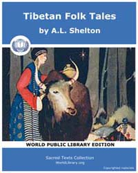 Sacred Text : Tibetan Folk Tales by Shelton, A.L.