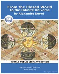 From the Closed World to the Infinite Un... by Koyré, Alexandre