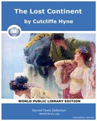 The Lost Continent, Score Atl Tlc by Hyne, Cutcliffe