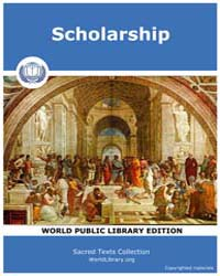 Sacred Text : Scholarship by Sacred Text