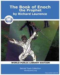 The Book of Enoch the Prophet, Score Bib... by Laurence, Richard