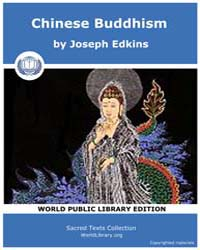 Chinese Buddhism by Edkins, Joseph