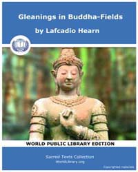 Gleanings in Buddha-fields by Hearn, Lafcadio