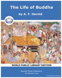The Life of Buddha, Score Bud Lob by Herold, A. F.
