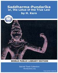 Saddharma-pundarîka Or, the Lotus of the... Volume Vol XXI by Kern, H.