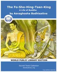 The Fo-sho-hing-tsan-king, a Life of Bud... Volume Vol. 19 by Bodhisattva, Asvaghosha