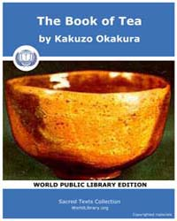 The Book of Tea by Okakura, Kakuzo