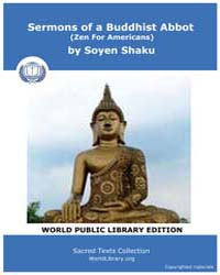 Sermons of a Buddhist Abbot Zen for Amer... by Shaku, Soyen