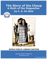 The Story of the Chaup, a Myth of the Di... Volume XVII by Du Bois, C. G.