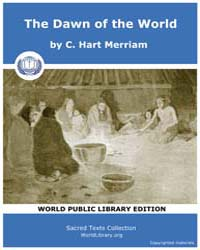 Dawn of the World, Score CA Dow by Merriam, C. Hart