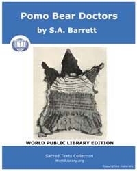 Pomo Bear Doctors, Score CA Pbd Volume Vol. 12 by Barrett, S. A.