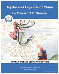 Myths and Legends of China, Score Cfu Ml... by T.C. Werner, Edward