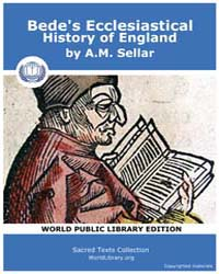 Bede's Ecclesiastical History of England... by A.M. Sellar