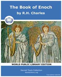 The Book of Enoch, Score Chr Enoch Volume ` by Charles, R.H.