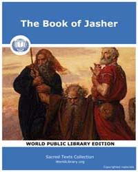 The Book of Jasher, Score Chr Jasher by J.H. Parry & Company
